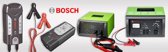 Оригинальные аккумуляторы и зарядные устройства BOSCH