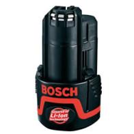 Аккумулятор BOSCH 10.8 V LI 1.5 A/h.      Код 2607336761 Цена 1500 рублей