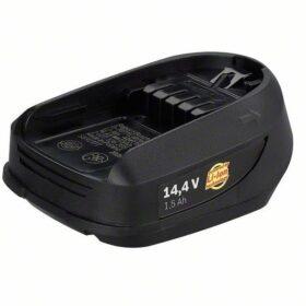 Аккумулятор BOSCH 14,4 V 1.5 A/h  Код 2607336205.  Цена  4000 рублей