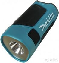 Фонарь Makita ML-100. Цена 1400 рублей ( без аккумулятора)