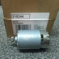 Двигатель Hitachi 12 V  код 318-244, 318244  (RS-550VC-8022). Цена 700 рублей
