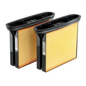 Фильтр складчатый из целлюлозы для пылесоса BOSCH GAS 50. Код 2607432016. Цена 7200 рублей ( 2 штуки)