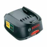 Аккумулятор BOSCH 18 V 1.5 A/h. Код 2607336207. Цена 3700 рублей