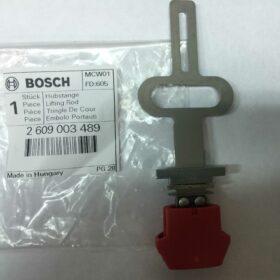 Пилкодержатель ( шток) для лобзика BOSCH. Код 2609003489. Цена 1030 рублей