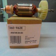 Якорь Hitachi код 360-962E. Цена 1100 рублей