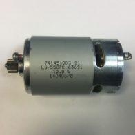 Двигатель LESHI-550PC-63691  12V. Цена 1000 рублей