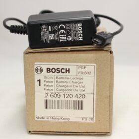 Зарядное устройство BOSCH код  2609120420 для GLM 100 C. Цена 1290 рублей