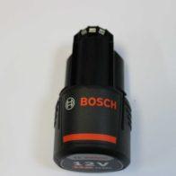 Аккумулятор BOSCH 12 V 2.0 A/h. Код 1607A35040. Цена 2000 рублей