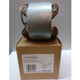 Статор Hitachi код 340664E.  Цена 1520 рублей.