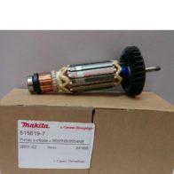 Якорь (ротор) Makita. Код 515619-7. Цена 1550 рублей