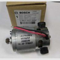 Двигатель BOSCH 14.4 V  Код 160702266M. Цена 1825 рублей
