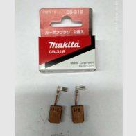 Щетки угольные Makita (CB-318) код 191978-9. Цена 400 рублей
