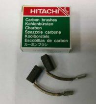 Щетки  угольные Hitachi  код 999005. Цена 220 рублей