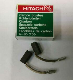 Щетки  угольные Hitachi  код 999005. Цена 290 рублей
