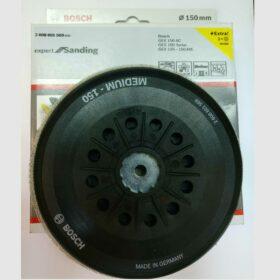 Шлиф.тарелка BOSCH Multihole150 мм средней жесткости. Код 2608601569. Цена 2900 рублей