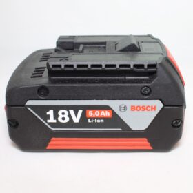 Аккумулятор BOSCH 18V 5.0 A/h  Li  код 2607337069. Цена 6000 рублей