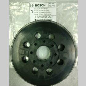 Шлиф.тарелка BOSCH код 2609000750. Цена 1180 рублей