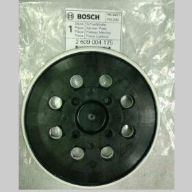 Шлиф. тарелка BOSCH 125 мм код 2609004175. Цена 1330 рублей
