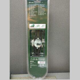 Нож для газонокосилки BOSCH ARM 34. Код F016800370. Цена 1550 рублей