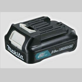 Аккумулятор Makita BL1021B  12V 2.0A/h  код 197396-9. Цена 2700 рублей