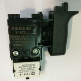 Выключатель Makita код 650588-6. Цена 650 рублей