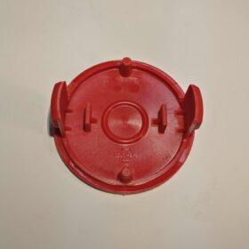 Крышка для катушки триммера BOSCH AFS 23-37. Код F016F04841 (F016F05384). Цена 140 рублей