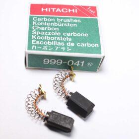 Щетки угольные Hitachi код 99041. Цена 290 рублей