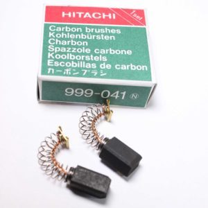 Щетки угольные Hitachi код 99041