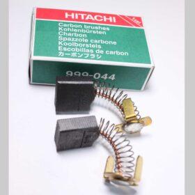 Щетки угольные Hitachi код 99044. Цена 350 рублей