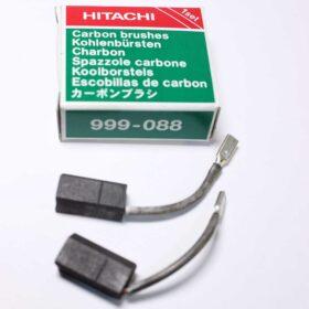 Щетки угольные Hitachi код 99088. Цена 400 рублей