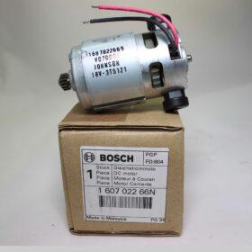 Двигатель BOSCH код 160702266N. Цена 1930 рублей