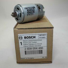 Двигатель BOSCH код 2609004486. Цена 2700 рублей