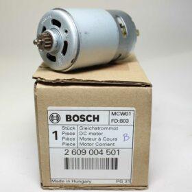 Двигатель BOSCH код 2609004501. Цена 1680 рублей