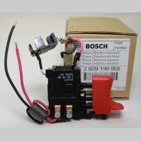 Электронный модуль BOSCH код  2609199958. Цена 2400 рублей