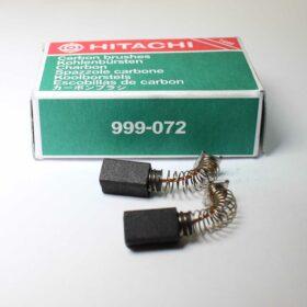 Комплект угольных щеток Hitachi. Код 999072. Цена 720 рублей