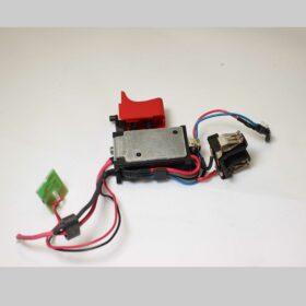 Выключатель BOSCH код 2609120270 для PSR 12-2. Цена 1000 рублей