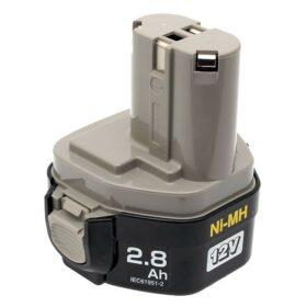 Аккумулятор Makita 12v 2.8A/h  Ni-Mh  код 193059-5. Цена 2600 рублей