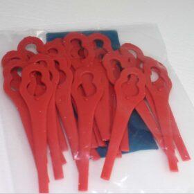 Ножи для аккумуляторного триммера BOSCH ART 26 easytrim код 1619X04549. Цена 920 рублей