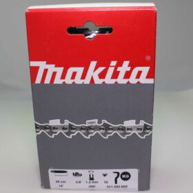 Цепь Makita 35 см 3/8″ 1.3 мм 52 зуба Код 531492652. Цена 1300 рублей