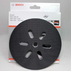Шлифтарелка BOSCH 150 мм Код 2608601115. Цена 2050 рублей