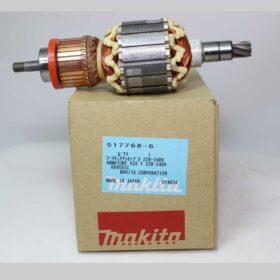 Якорь Makita код 517768-6 для HR4501C/4510C/4511C. Цена 5400 рублей