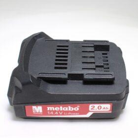 Аккумулятор Metabo 14,4 V 2.0 A/h  код 625595000. Цена 2300 рублей