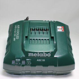 Зарядное устройство Metabo ASC 55 Код 62707700. Цена 3500 рублей