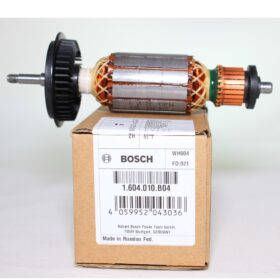 Якорь Bosch код 1604010B04. Цена 1680 рублей