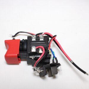Выключатель для BOSCH GSR 120 LI. Код 2607202385