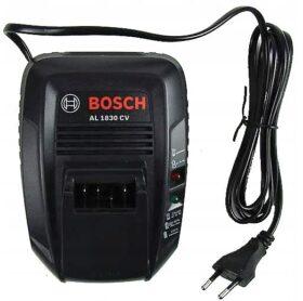Зарядное устройство BOSCH AL1830 CV. Код 2607225965. Цена 3450 рублей