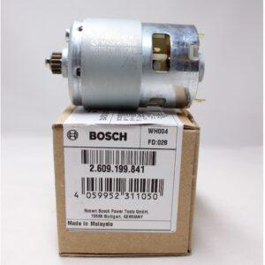 Двигатель BOSCH код 2609199841