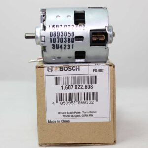 Двигатель BOSCH код 1607022608