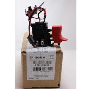 Электронный модуль BOSCH код 2609125293