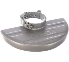 Кожух защитный  BOSCH для ушм 230 мм. Код 1600A00Z9L. Цена 2260 рублей
